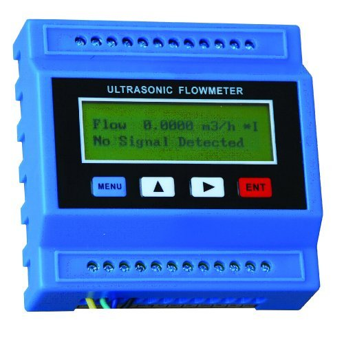 TUF-2000M-TM-1 Ultrasonic Flow Meter Flowmeter for DN50-700mm Pipe Size -40-90℃