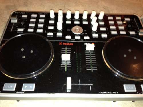 Vestax VCI-300 Dedicated USB MIDI DJ Controller for Serato ITCH ()