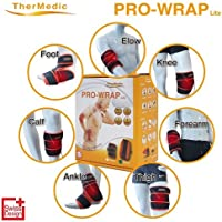 Far Infrared Heating Brace with Heating/Muscle Strain, Knee, Plantar Fasciitis, Achilles tendon and Limbs pain (PW150L)