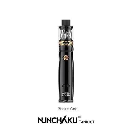 Auténtico Uwell Nunchaku 80W Kit Completo Para Principiantes Nuevo Kit E-Cigarrillos Nunchaku Para Principiante - No Contiene Nicotina - Con Bolsa ...