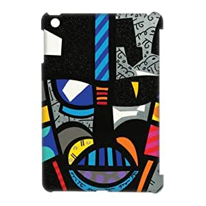 2014 New Pop Artist Romero Britto Painting Cell Phone Hard Plastic Cover Case (HD Image) For iPad Mini 3D