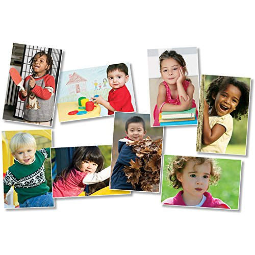 NORTH STAR TEACHER RESOURCE All Kinds of Kids Preschool Bulletin Board Set