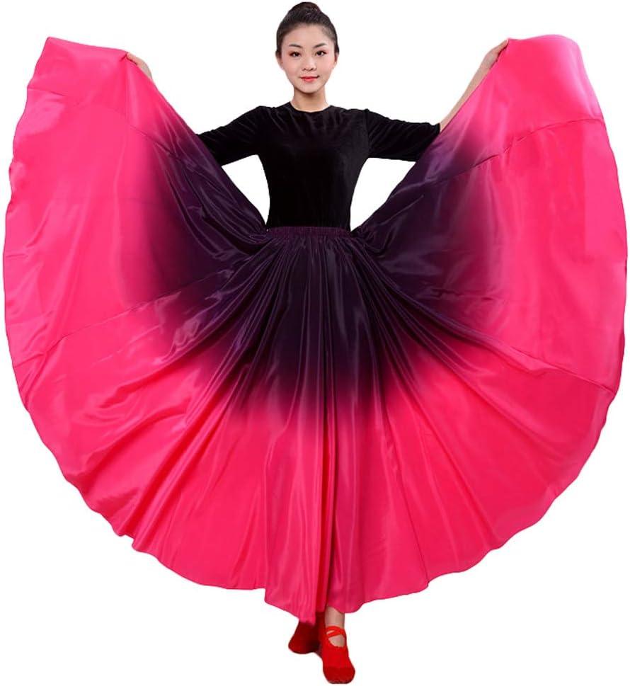 LOLANTA Falda de Baile español para Mujer, Traje de salón, Baile ...