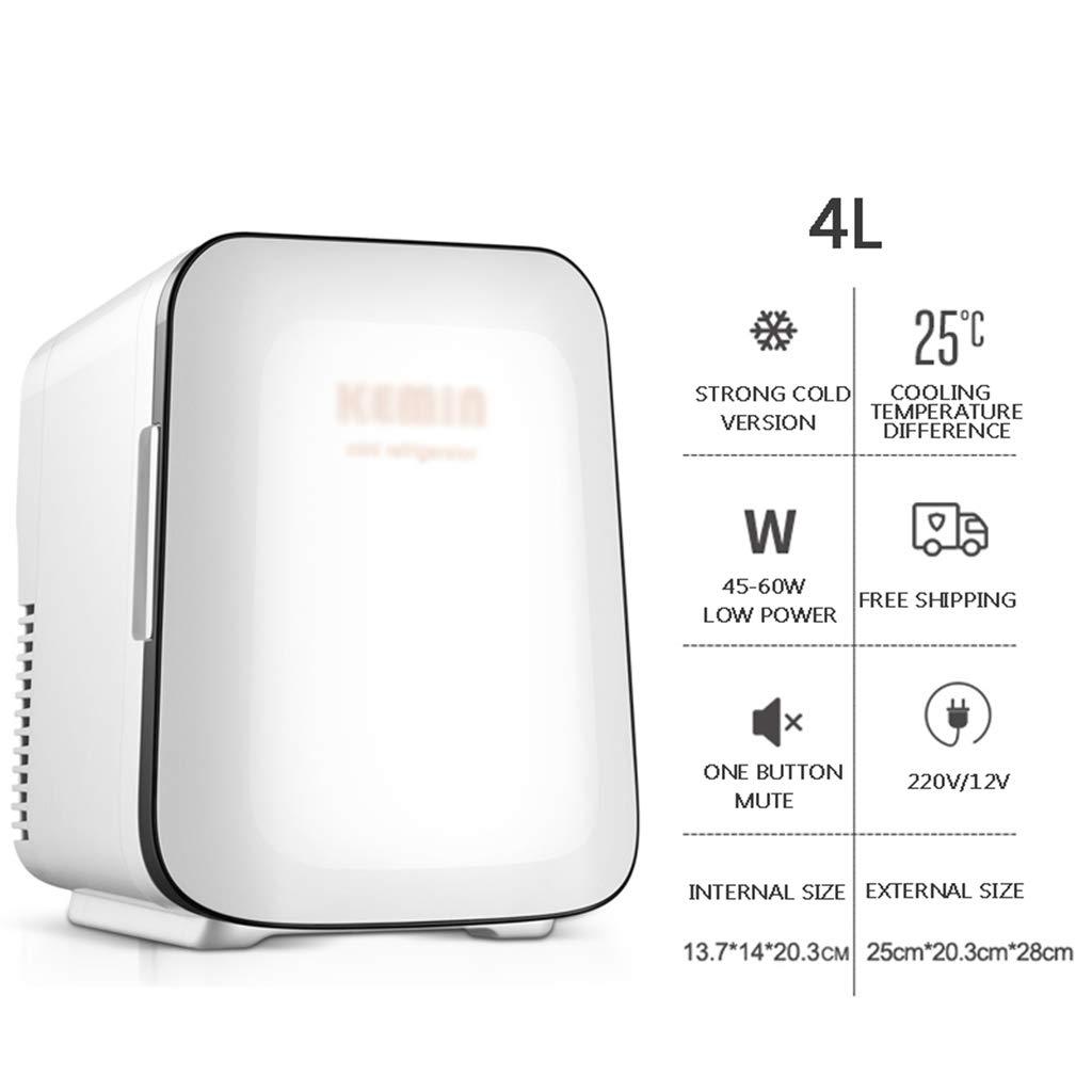 Mini Refrigerador PortáTil para AutomóVil De 4l Congelador PequeñO ...