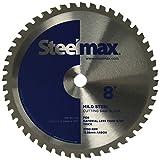 "Steelmax 8"" TCT Blade for Mild Steel"
