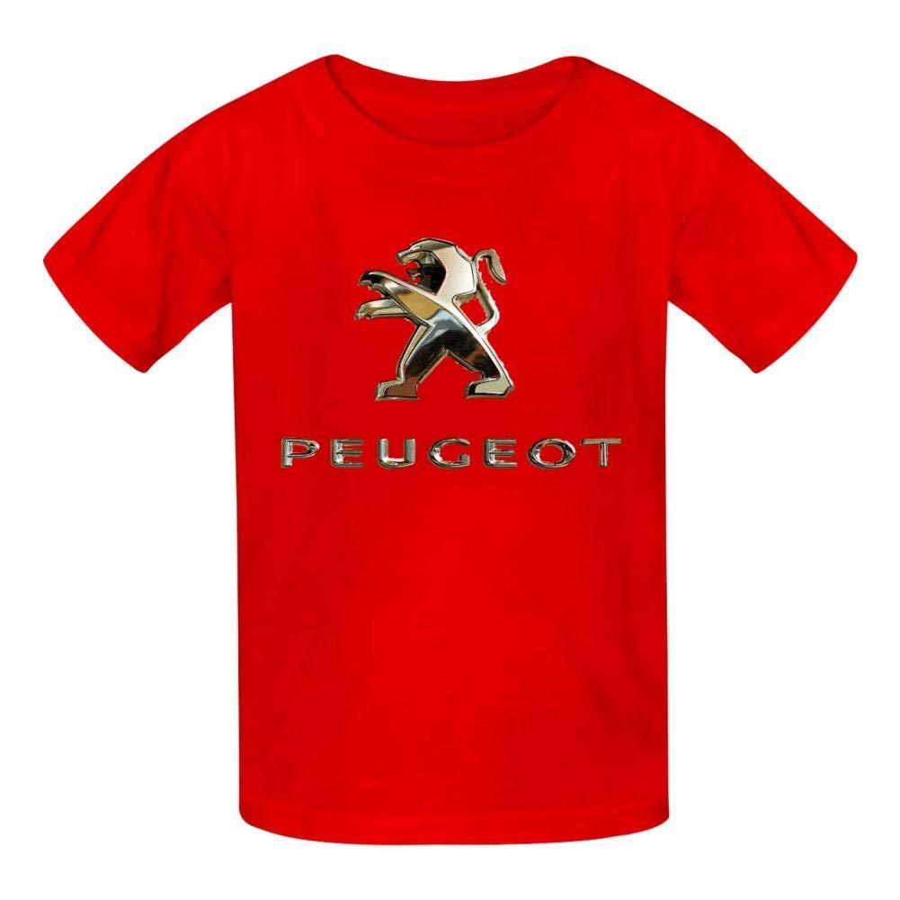 HRZGJ p-eug-eot Childrens Lightweight 100/% Cotton Short-Sleeved T-Shirt