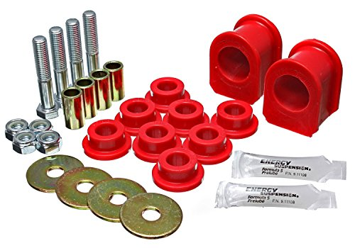 Energy Suspension 4.5191R 20MM REAR SWAY BAR BUSHING SET ()