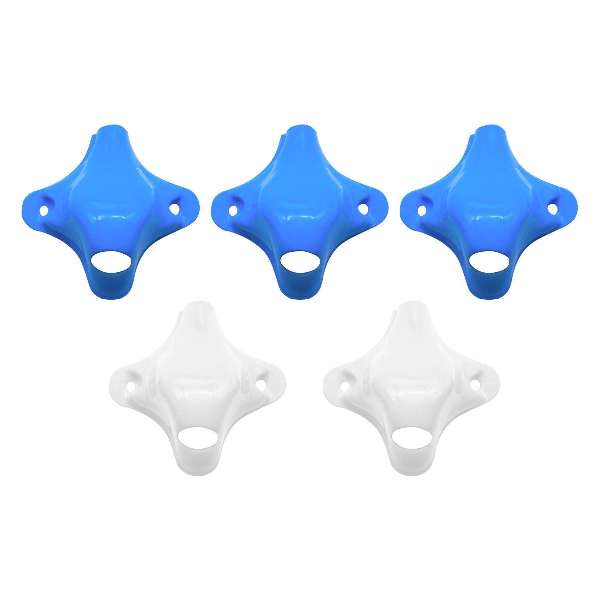 BETAFPV 5pcs Tiny Whoop Plastic Canopy Blue and Transpartent for FPV Tiny Whoop Frame