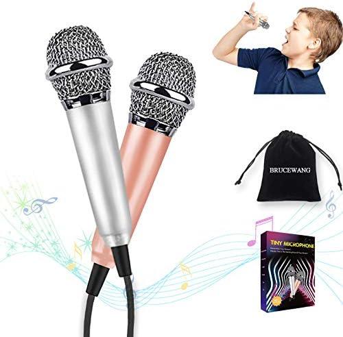 Mini-Mikrofon Anklippen Anstecker Wonderful für Smartphone Video Wcl eNwrg