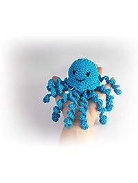 Octopus Jellyfish Crochet Octopus