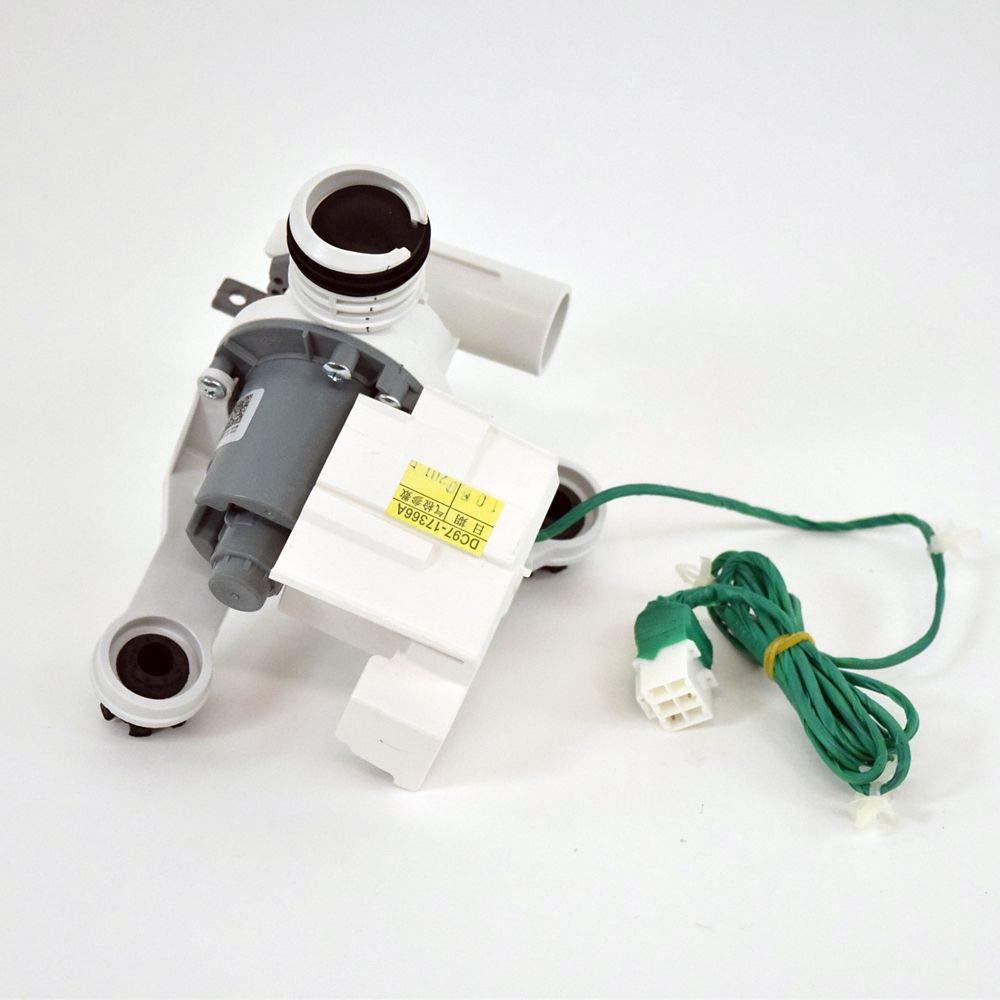 Samsung DC97-17366A. Conjunto de bomba de drenaje de lavadora ...