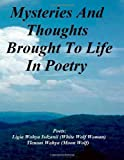 Mysteries and Thought Brought to Life in Poetry, Ligia Isdzanii and Tlenaai Wahya, 1483939790
