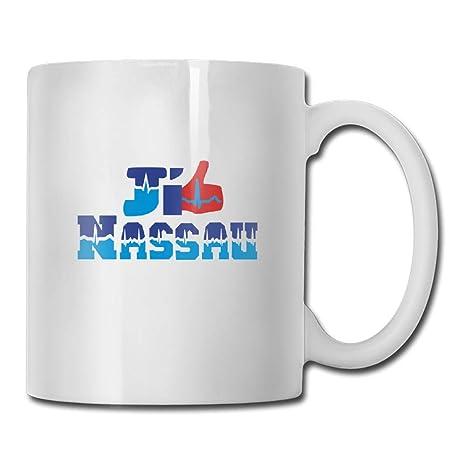 Amazon.com: Creez Vos Souvenirs Et Tshirts De Nassau - Taza ...
