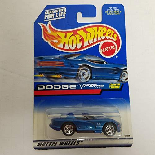 Dodge Viper 1999 Hot Wheels 1/64 diecast car No. 1006