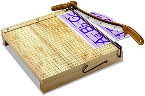Guillotine Paper Cutter 10 Sheet Capacity 12 Cut Length 9312 Swingline Paper Trimmer ClassicCut Lite