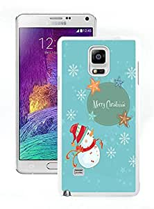 Personalize offerings Merry Christmas White Samsung Galaxy Note 4 Case 16
