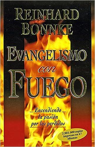 evangelismo con fuego reinhard bonnke