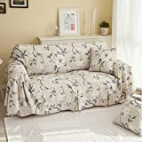Sweet scented towel elegant cotton sofa sofa cover cloth sofa cover A 360x200cm(142x79inch)