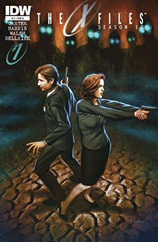 The X-Files: Season 10 #1 (The X-Files Season 10 Graphic for sale  Delivered anywhere in Canada