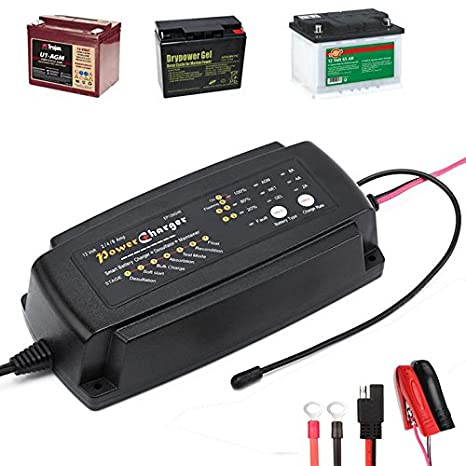 Amazon.com: Cargador de batería de 24 V 5 A.: Automotive