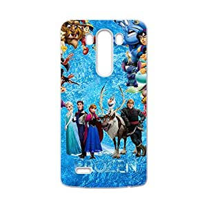 Frozen durable fashion Cell Phone Case for LG G3