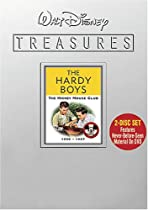 Walt Disney Treasures: The Hardy Boys The Mickey Mouse Club 1956-1957