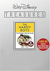 Walt Disney Treasures - The Mickey Mouse Club Featuring the Hardy Boys movie