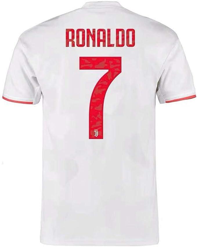 Juventus Home Jersey FONTS Ronaldo #7