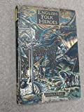 img - for English Folk-Heroes book / textbook / text book