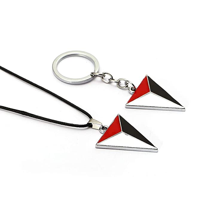 Value-Smart-Toys - Uncharted 4 GAME Keychain Triangle Key ...