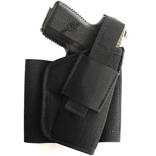 Pro Series Ankle Holster (ActiveProGear Repeller Ankle Holster (60-193: KAHR PM/CM Series; SIG P938, Right Hand Draw))