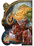 """Star Wars Floor Puzzle (Colors and Styles may Vary) 36' X 24"""" (50pcs)"""