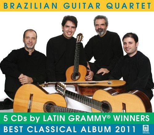rtet Box Set (Brazilian Guitar)
