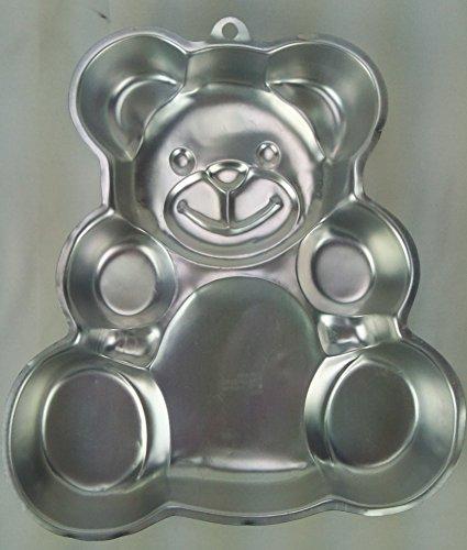 Wilton Huggable Teddy Bear Pan (Teddy Bear Cake Pan compare prices)