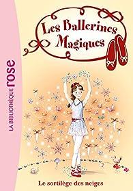 Les Ballerines Magiques 02 - Le sortilège des neiges par Darcey Bussell