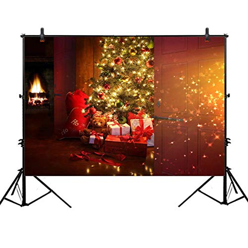 Allenjoy 7x5ft Christmas eve Scene Photography Photo Backdro
