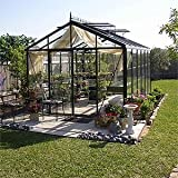 Victorian Glass Greenhouse 10'2″ wide x 15′ long Review