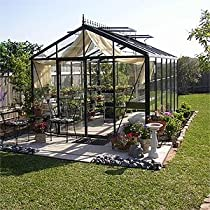Victorian Glass Greenhouse 102 wide x 15 long