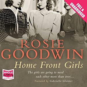 Home Front Girls Audiobook