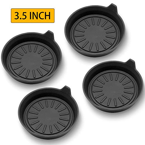 Seven Sparta Cup Holder Coasters, 3.5