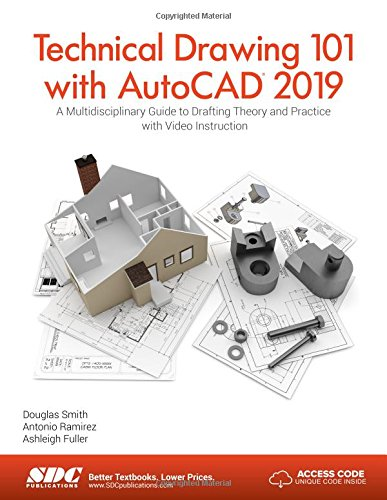 Best technical drawing 101 with autocad 2019 to buy in 2020