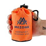 Best Emergency Sleeping Bags - Mezonn PE Emergency Sleeping Bag Survival Bivy Sack Review