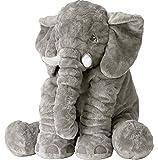 yesurprise stuffed animals baby elephant pillows toddlers sleeping soft plush pre-kindergarten