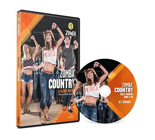Zumba Country DVD (Zumba Videos)