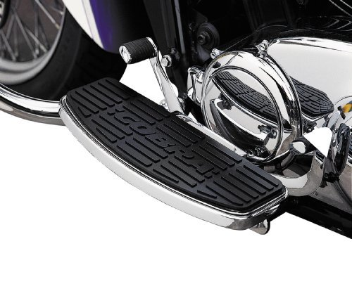 Cobra Boulevard Front Floorboard (Cobra Classic Chrome Driver Floorboards 061825)