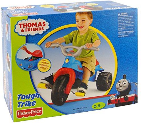 Fisher-Price Thomas the Train Tough Trike