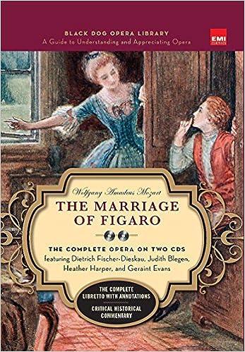 Judith Blegen Book and CDs and Geraint Evans : The Complete Opera on Two CDs featuring Dietrich Fischer-Dieskau Marriage of Figaro Heather Harper
