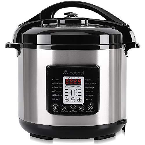 7 inch pressure cooker - 8