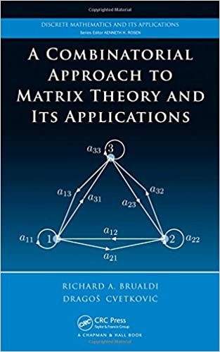 A combinatorial approach to matrix theory and its applications a combinatorial approach to matrix theory and its applications discrete mathematics and its applications richard a brualdi dragos cvetkovic fandeluxe Images