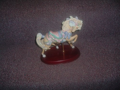 - Lenox 1989 Handcrafted Carousel Horse